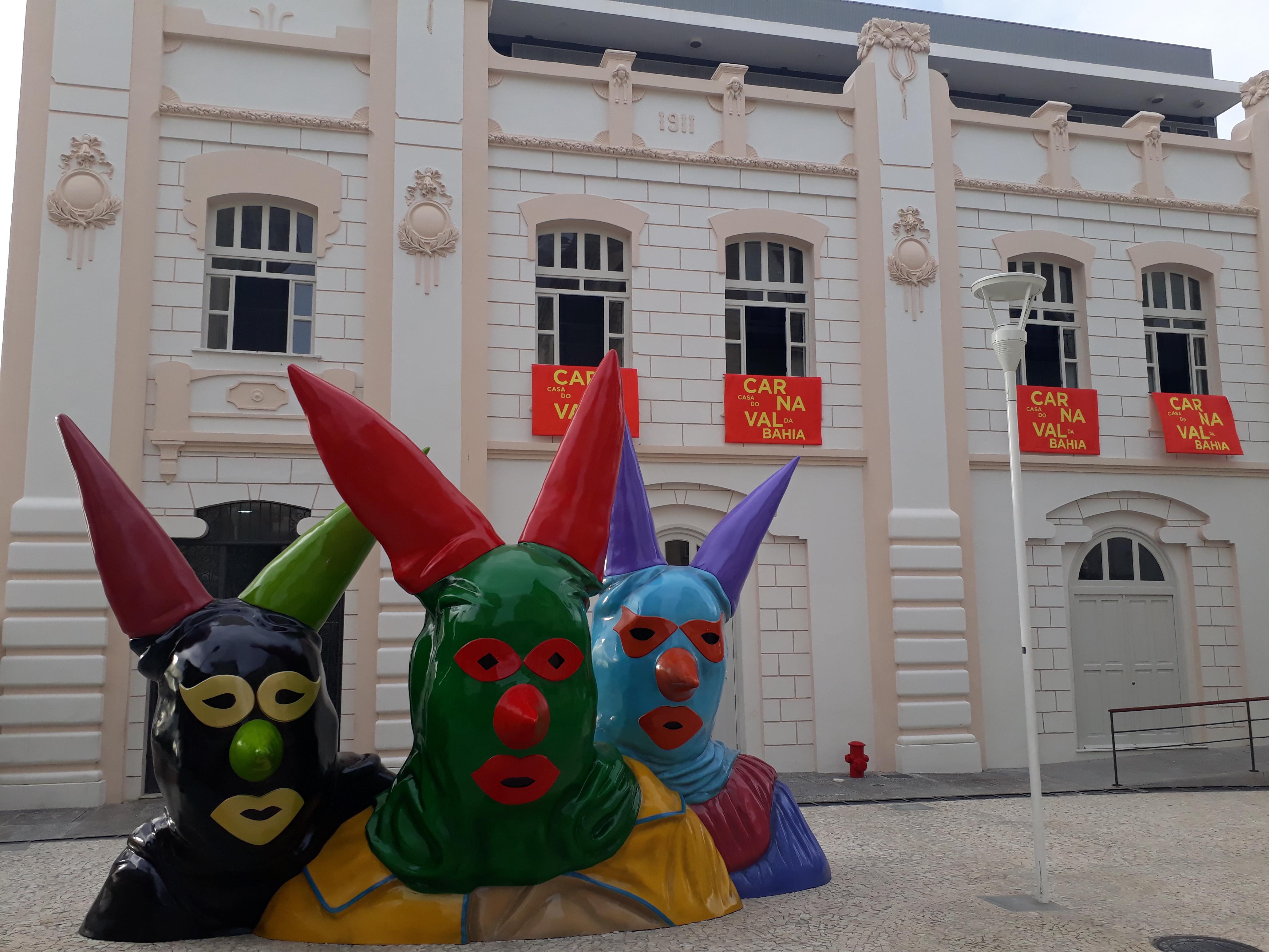 Casa do Carnaval da Bahia | Sinttel Bahia