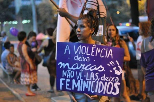 Em 2017, Brasil concentrou 40% dos feminicídios da América Latina