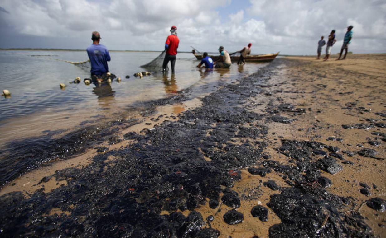 Nordeste vive o maior desastre ambiental do Brasil