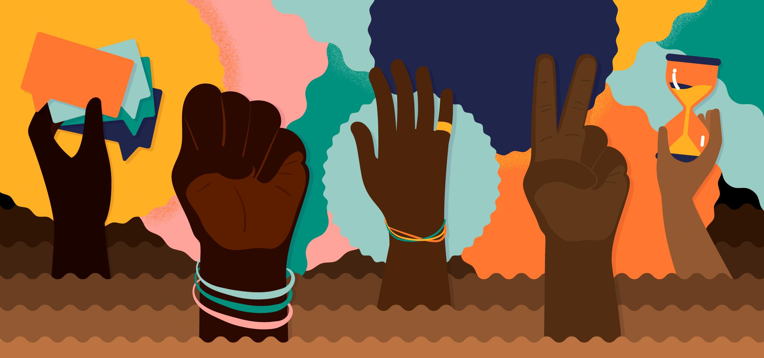 As 5 maiores urgências da população negra e o que você pode fazer diferente em 2020