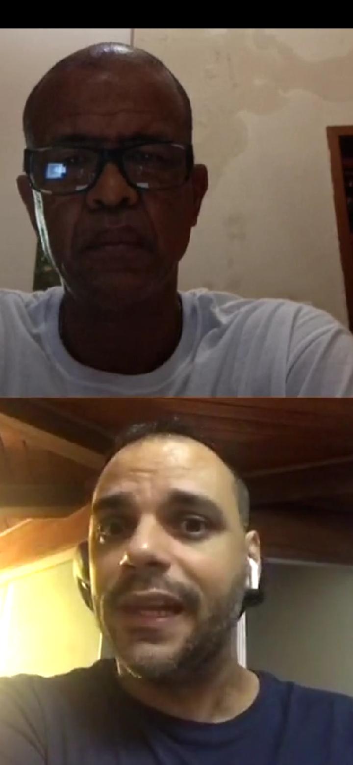 Em live, presidentes do Sinttel e dos Bancários defendem maior participação da população na política