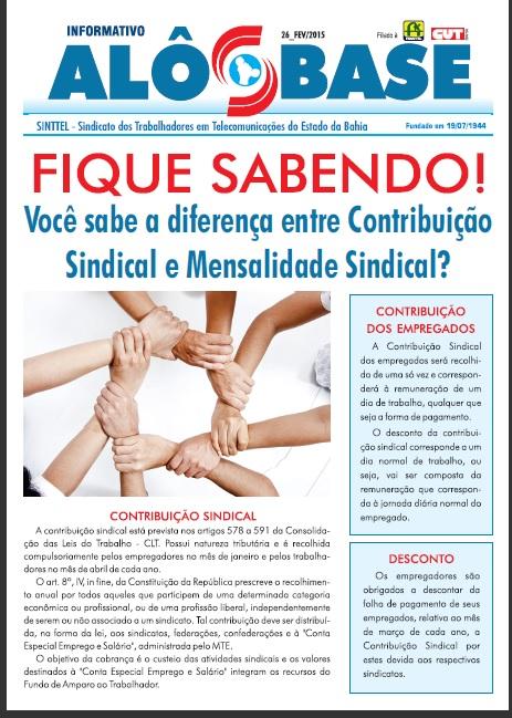 Série Fique Sabendo: A diferença entre contribuição e mensalidade sindical