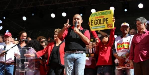 Centrais convocam Dia Nacional de Luta para 10 de maio