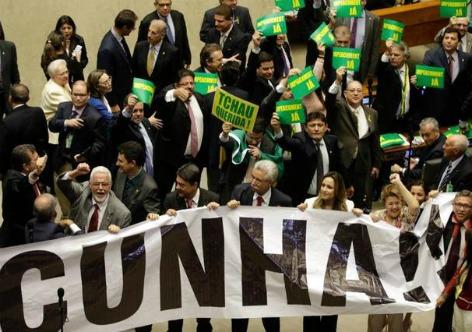 Semana no Congresso: Processo de cassação de Cunha e defesa de Dilma