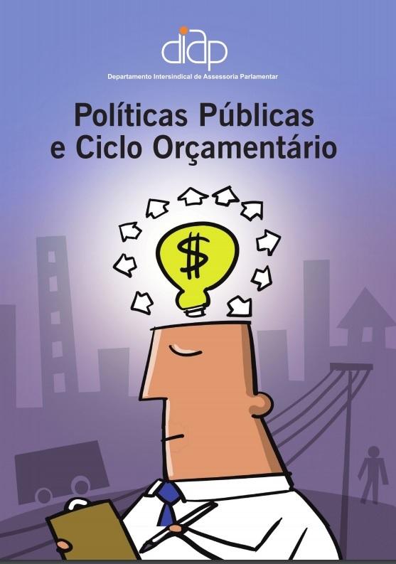 Cartilha  do Diap ensina como entender e participar da elaboração de políticas públicas