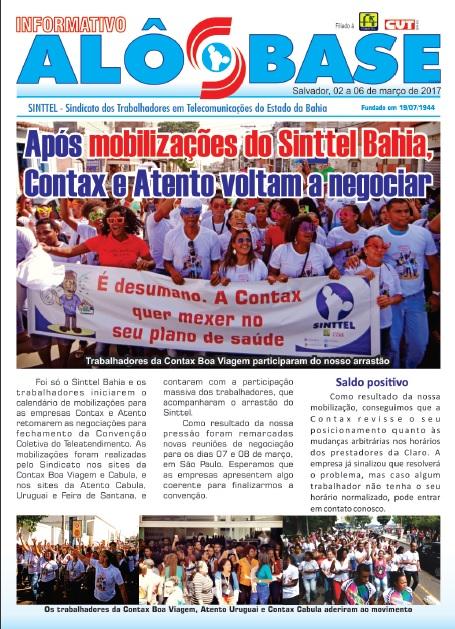 Após mobilizações do Sinttel Bahia, Contax e Atento voltam a negociar