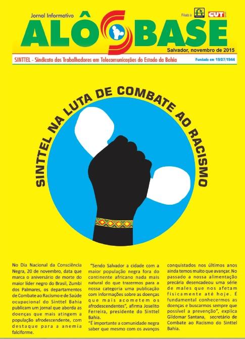 Sinttel Bahia na luta de combate ao racismo