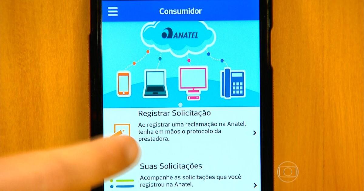 Em dois anos, aplicativo da Anatel recebe 500 mil reclamações