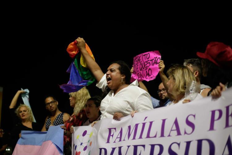 Projeto quer Lei Maria da Penha para mulher trans