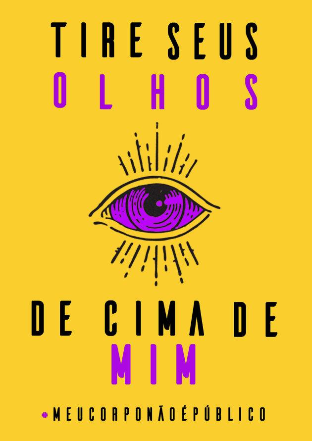 #MeuCorpoNãoÉPúblico: Um manifesto contra o assédio e a favor de uma cidade para as mulheres