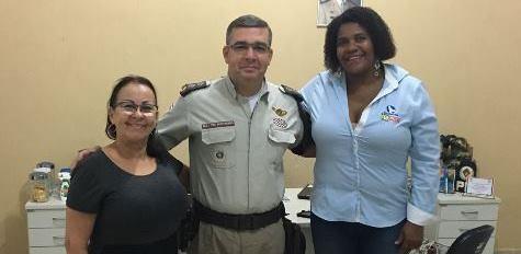 SEGURANÇA GARANTIDA: Após abaixo-assinado feito pelo Sinttel, trabalhadores contarão com maior policiamento.