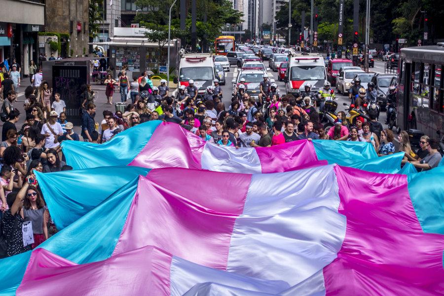 Número de candidaturas de pessoas trans aumentou em 2018